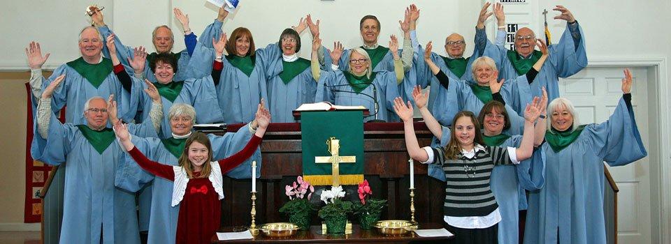 Choir Welcome