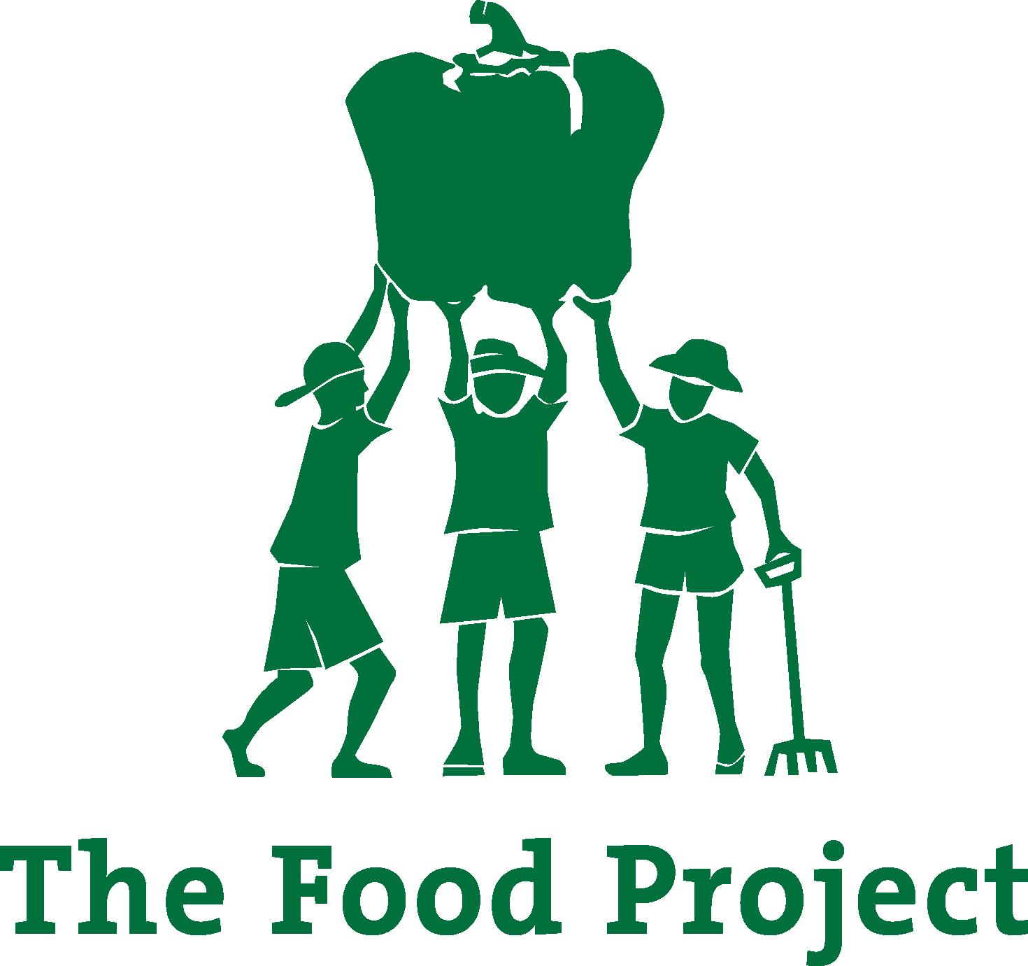2020 Food Project Logo